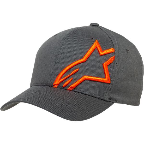 Sepci Alpinestars Sapca Cshift 2 Charcoal/Orange 2021