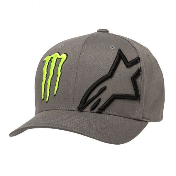 Sepci Alpinestars Sapca Monster Corp Grey S20