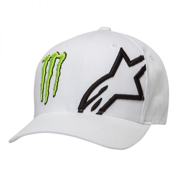 Sepci Alpinestars Sapca Monster Corp White S20