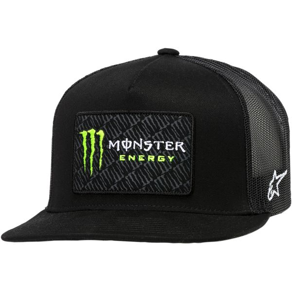 Sepci Alpinestars Sapca Monsterchamp Trucker Black S20