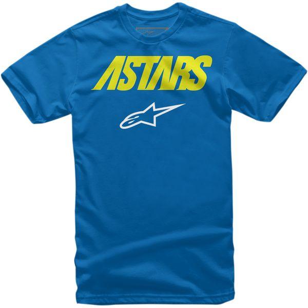 Imbracaminte Copii Alpinestars Tricou Copii Angle Combo S20 Blue