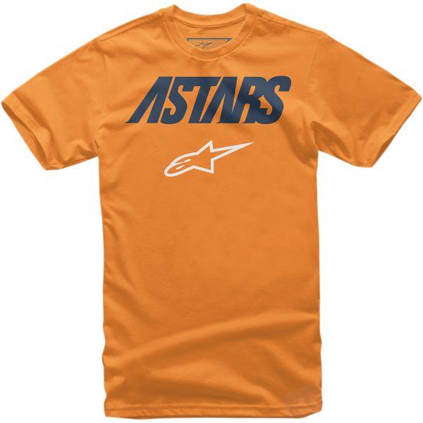 Imbracaminte Copii Alpinestars Tricou Copii Angle Combo S20 Orange