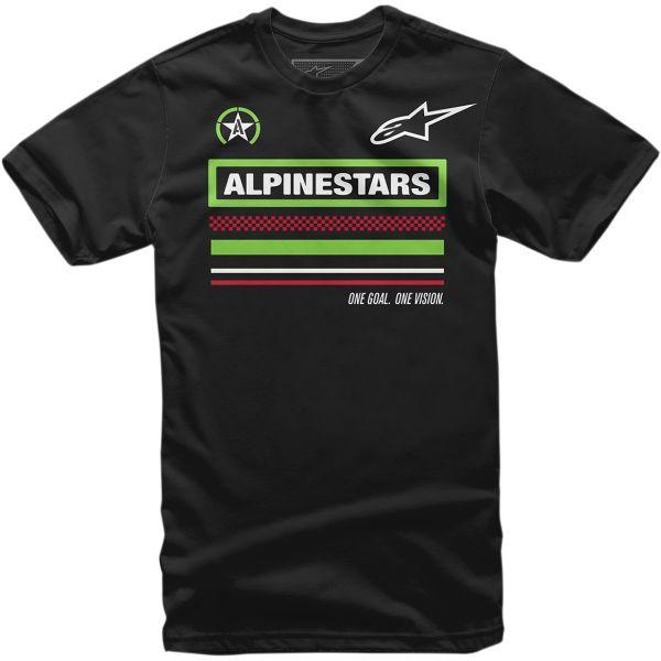 Imbracaminte Copii Alpinestars Tricou Copii Multi S20 Black