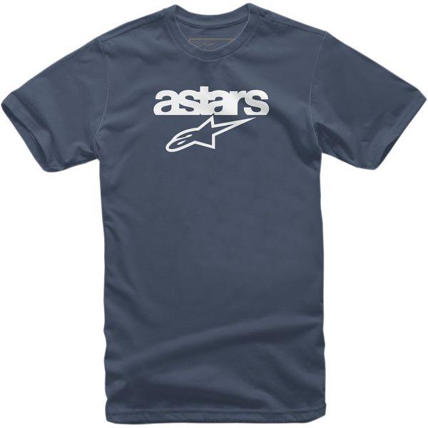Alpinestars Tricou Heritage Blaze S20 Navy