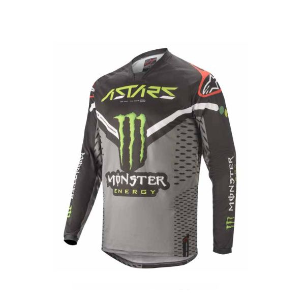 Tricouri MX-Enduro Alpinestars Tricou Monster Raptor Gear S20