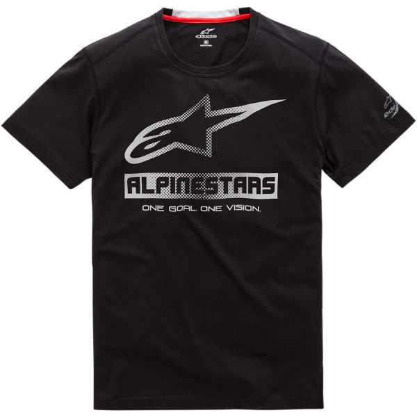 Tricouri Casual Alpinestars Tricou Ride Dry Source S20 Black