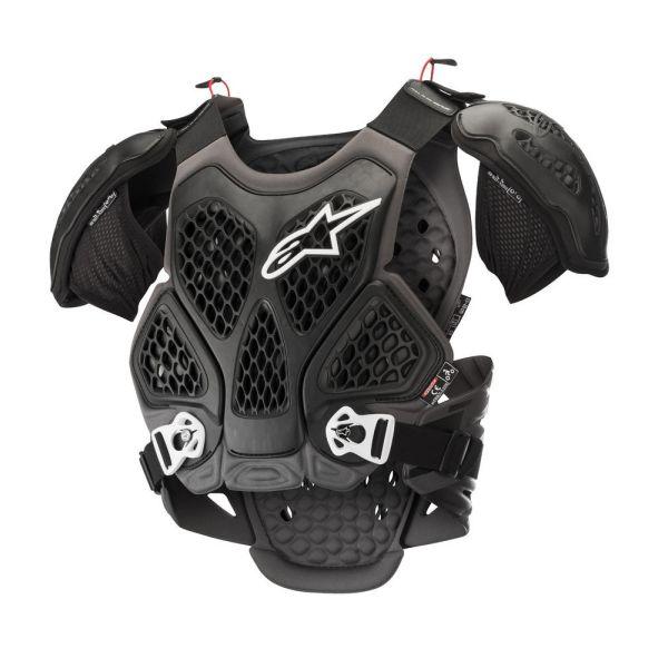 Protectii Piept-Spate Alpinestars Vesta Protectie Bionic Black/Gray 2019