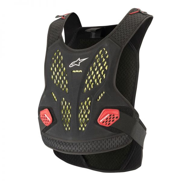 Protectii Piept-Spate Alpinestars Vesta Protectie Sequence Anthracite/Red 2019