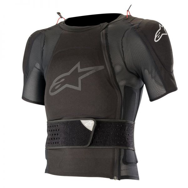 Armuri Moto Alpinestars Vesta Protectie Sequence Short Sleeve Black 2019