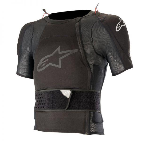 Armuri Moto-Integrale Alpinestars Vesta Protectie Sequence Short Sleeve Black 2019
