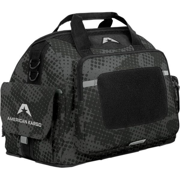 Genti Echipament American Kargo Geanta Track Breathable Black