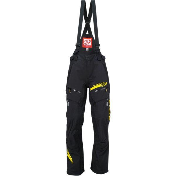 Pantaloni Snow Arctiva Bibs Snow Vibe Textile Black