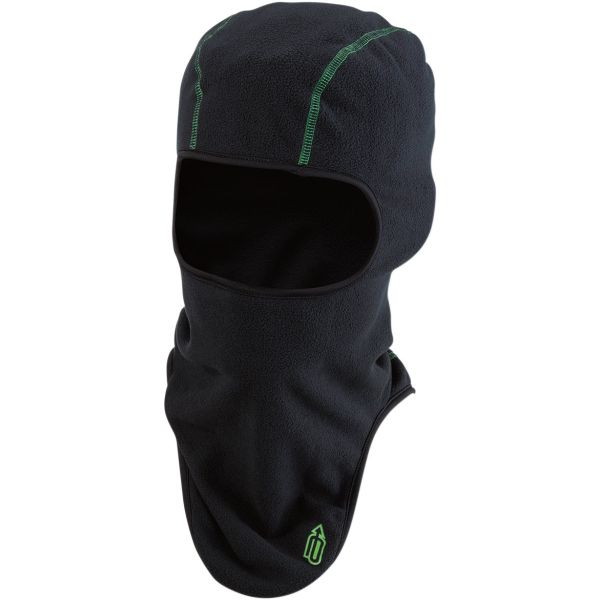 Cagule Snowmobil Arctiva Cagula Fleece Black/Green  2020