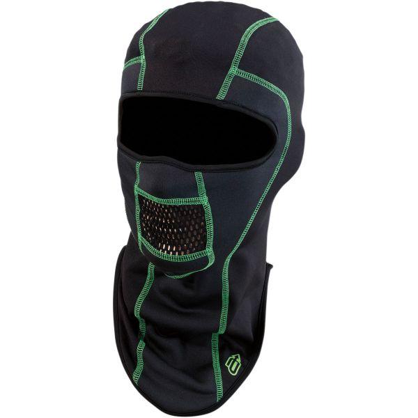 Cagule Snowmobil Arctiva Cagula Pro-ST Black/Green 2020