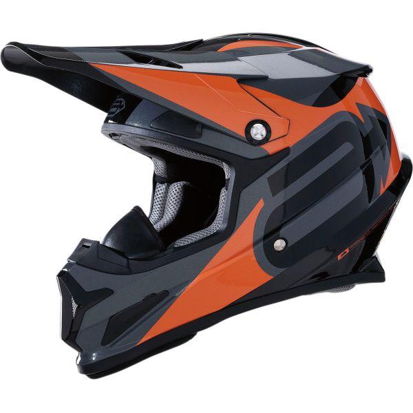 Casti Snowmobil Arctiva Casca Snow Summit MIPS Black/Orange 2020