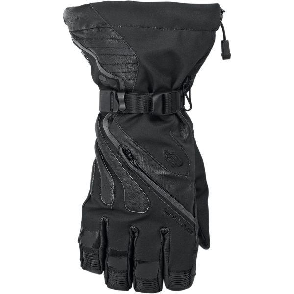 Arctiva Manusi Meridian S8 Wp Long Gloves Black