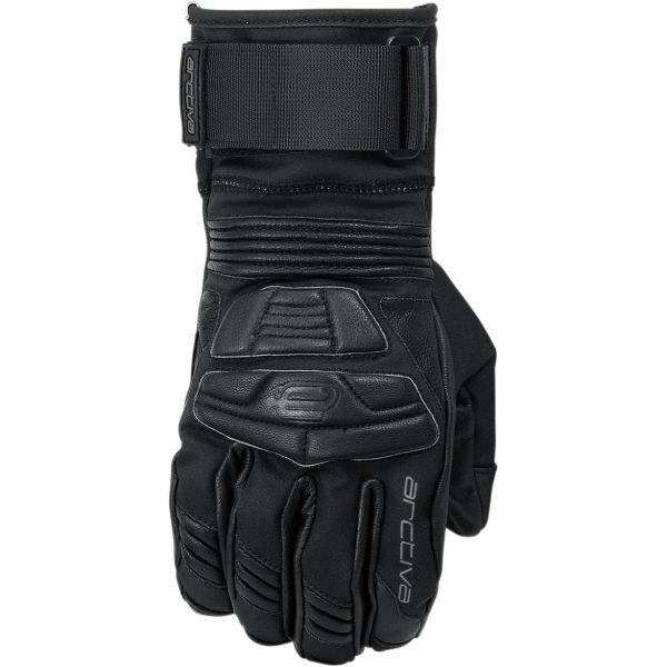 Manusi Snowmobil Arctiva Manusi Rove S8 Short Gloves Black