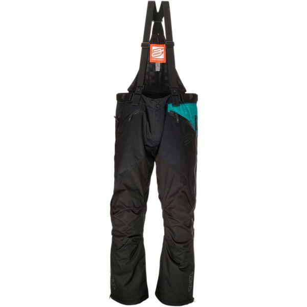 Pantaloni Snow Arctiva Pantaloni Snow Lat48 Black/Green 2020