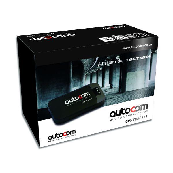 Autocom Tracker GPS Antifurt Moto