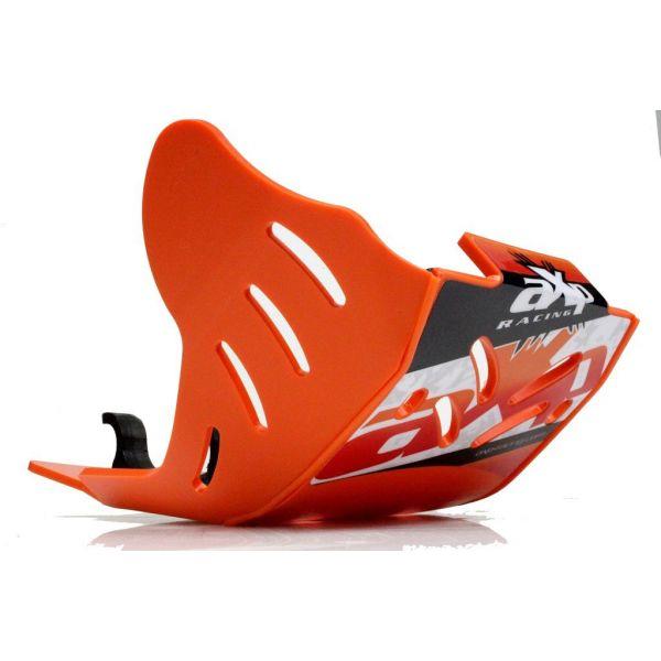 Scuturi moto AXP Scut Motor Enduro HDPE KTM EXC-F 250/350 2017-2019 Orange