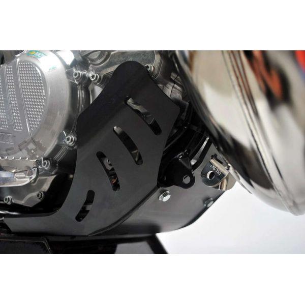Scuturi moto AXP Scut Motor Negru HDPE KTM/Husq 250/300 2017-2020