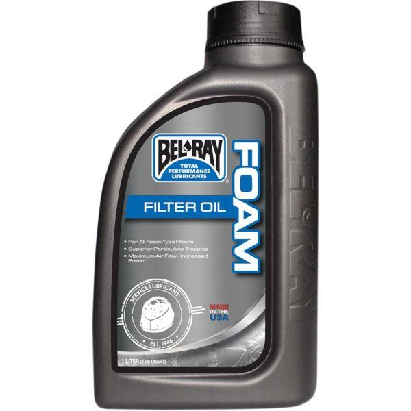Bel Ray Ulei pentru filtrul de aer FOAM FILTER OIL  (bidon 1L)