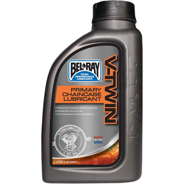 Spray de lant Bel Ray Chaincase Lubricant V-TWIN PRIMARY CHAINCASE LUBRICANT  1 l