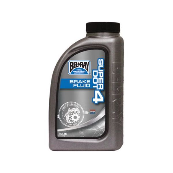 Lichid frana Bel Ray Lichid de frana SUPER DOT 4 BRAKE FLUID  355 ml