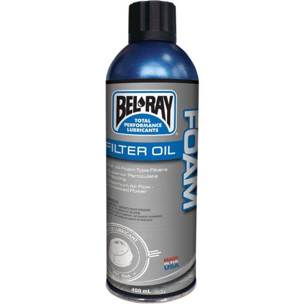 Bel Ray Ulei pentru filtrul de aer FOAM FILTER OIL  (spray 400ml)