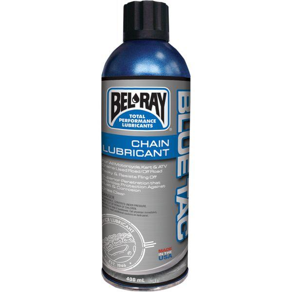 Spray de lant Bel Ray Spray Lubrifiere Lant Blue Tac 400 ML 99060-A400W