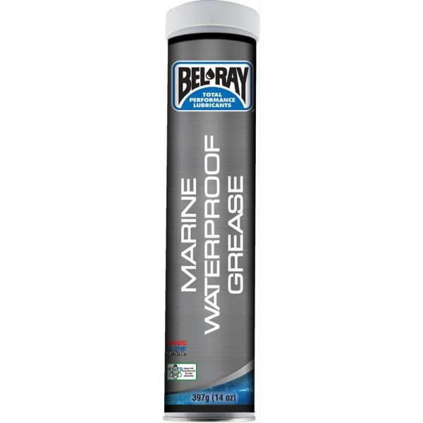 Vaselina Bel Ray Vaselina multifunctionala WATERPROOF GREASE  (400 g) Grease gun cartridge