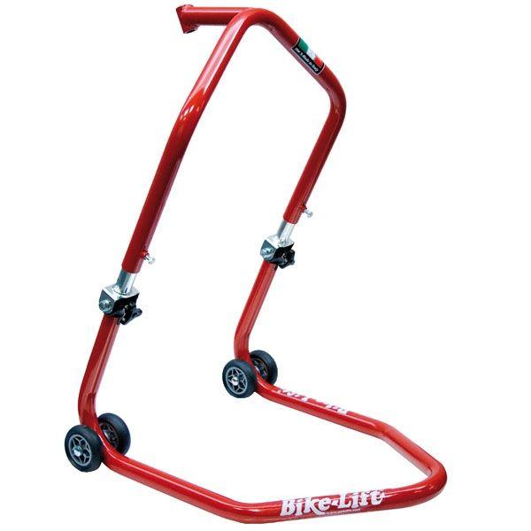 Stander On Road Bikelift STANDER FATA - PENTRU JUG - ROSU  (UNIVERSAL)