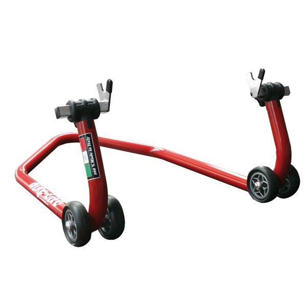 Stander On Road Bikelift STANDER SPATE EXTRA LOW CU FURCI - ROSU (B-KING, HAYABUSA)