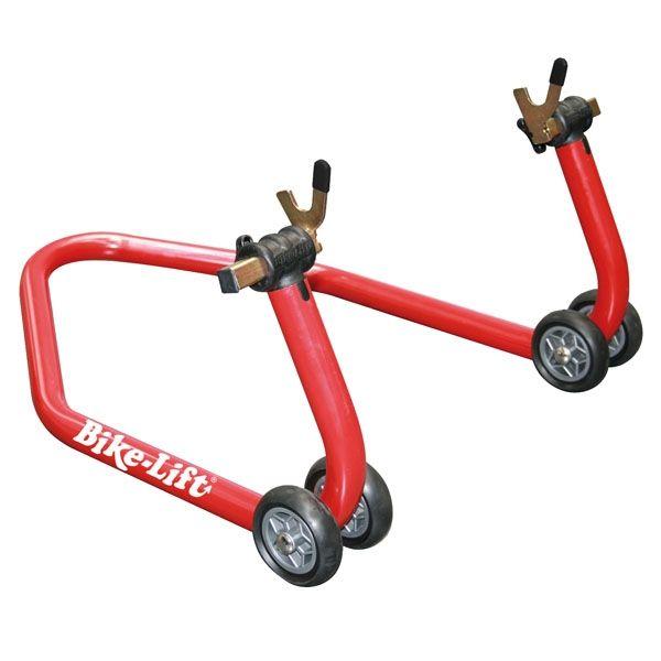 Stander On Road Bikelift STANDER SPATE LOW CU FURCI - ROSU (SUZUKI 2006-)