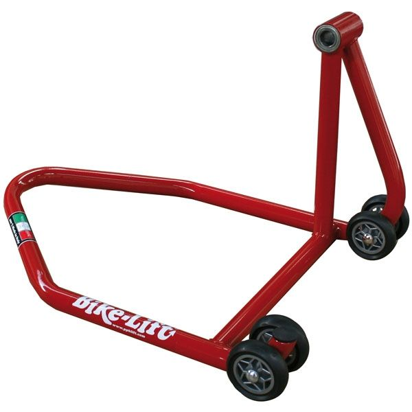 Stander On Road Bikelift STANDER SPATE - MONOBRAT STANGA (FARA PIN) - ROSU