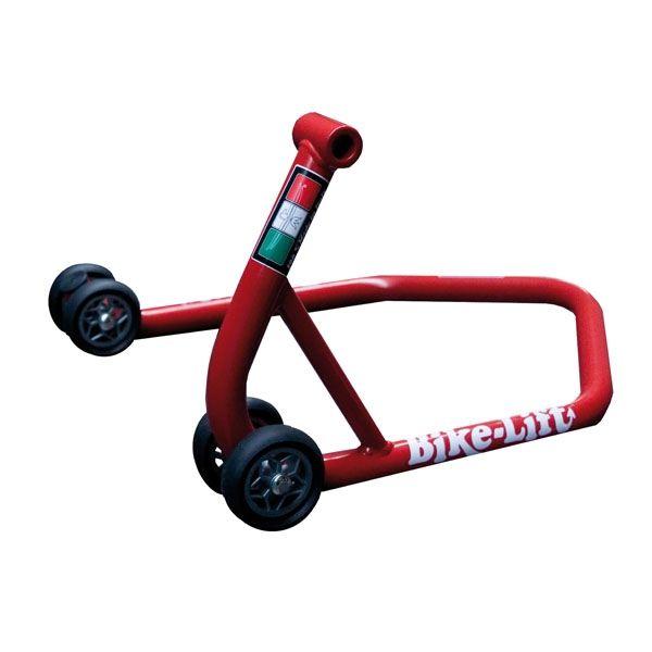 Stander On Road Bikelift STANDER SPATE PENTRU SCOOTER (FARA SUPORTI) - ROSU