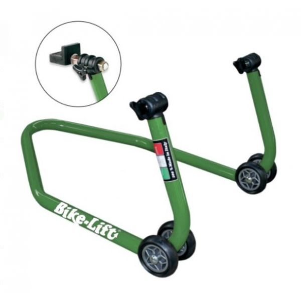 Stander On Road Bikelift STANDER SPATE CU PADELE (SBG10) - VERDE