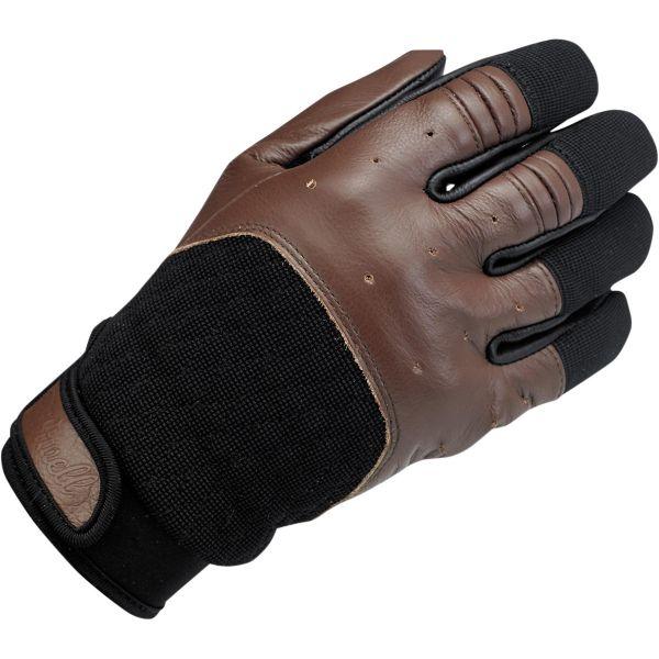 Manusi Moto Sport si Piele Biltwell Manusi Piele Bantam Chocolate/Black