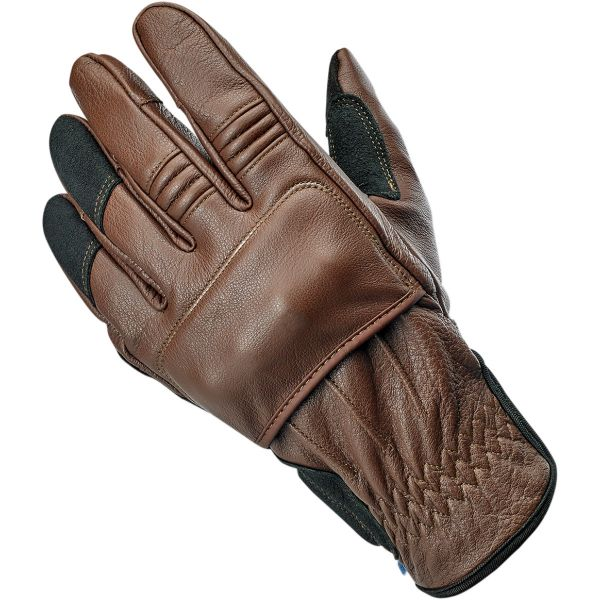 Manusi Moto Sport si Piele Biltwell Manusi Piele Glove Belden Chocolat