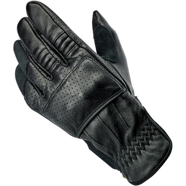 Manusi Moto Sport si Piele Biltwell Manusi Piele Glove Borrego Black