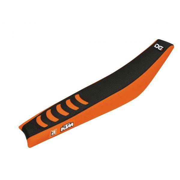 Sei si Huse Sa Blackbird Husa Sa Double Grip 3 Black/Orange KTM 1524H