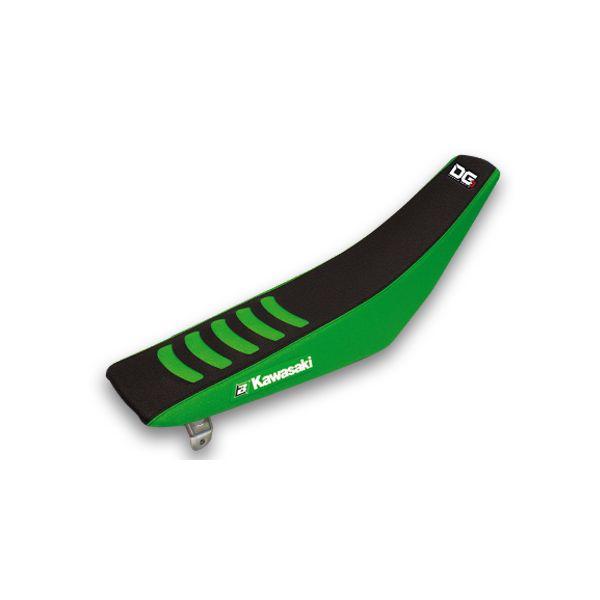 Sei si Huse Sa Blackbird Husa Sa Double Grip 3 Kawasaki Green/black 1425h
