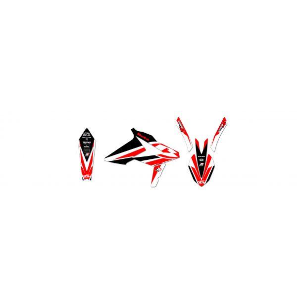 Grafice Moto Blackbird Kit Grafica Dream 4 2b01n Beta RR 10-12'