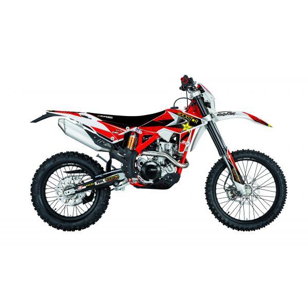 Grafice Moto Blackbird Kit Grafica Rockstar Energy + Husa Sa Beta 8b05l