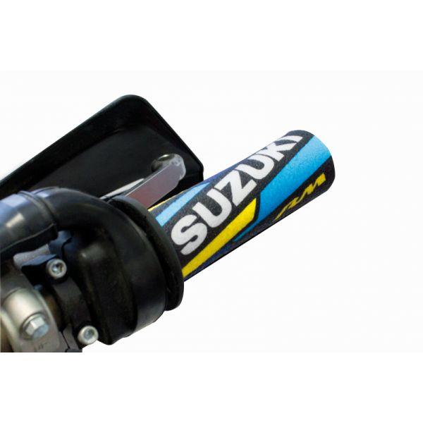 Mansoane Enduro-MX Blackbird Invelitoare Mansoane Grip Covers Replica Suzuki 19 5016r/307