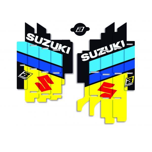 Grafice Moto Blackbird Sticker Grile Radiatoare Suzuki World 19 A305r7new