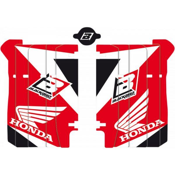 Grafice Moto Blackbird Stickere Panouri Radiatoare Dream 3 A101e Honda CRF 09-12'