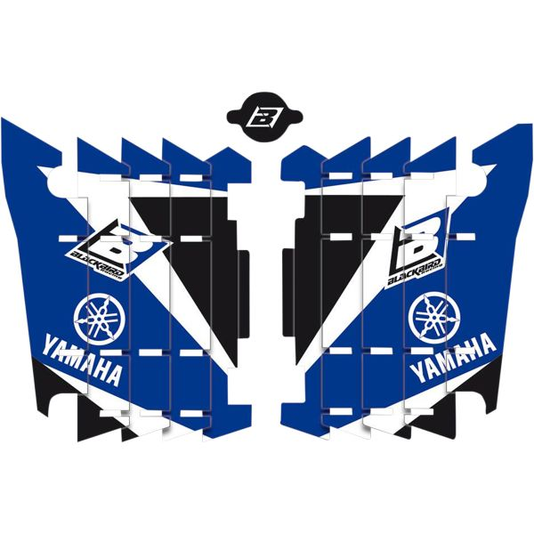 Grafice Moto Blackbird Stickere Panouri Radiatoare Dream 3 A204e Yamaha YZ F/WR F 14-18'