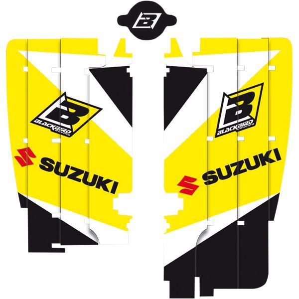 Grafice Moto Blackbird Stickere Panouri Radiatoare Dream 3 A303e Suzuki RM 01-12'