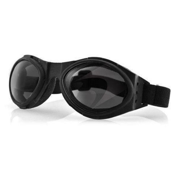 Bobster Ochelari Bugeye Extreme Sport Black Lenses Smoke